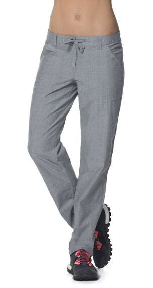 Icebreaker W's Shasta Pants Jet HTHR